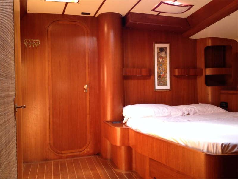 Camera vacanza noleggio barca vela toscana